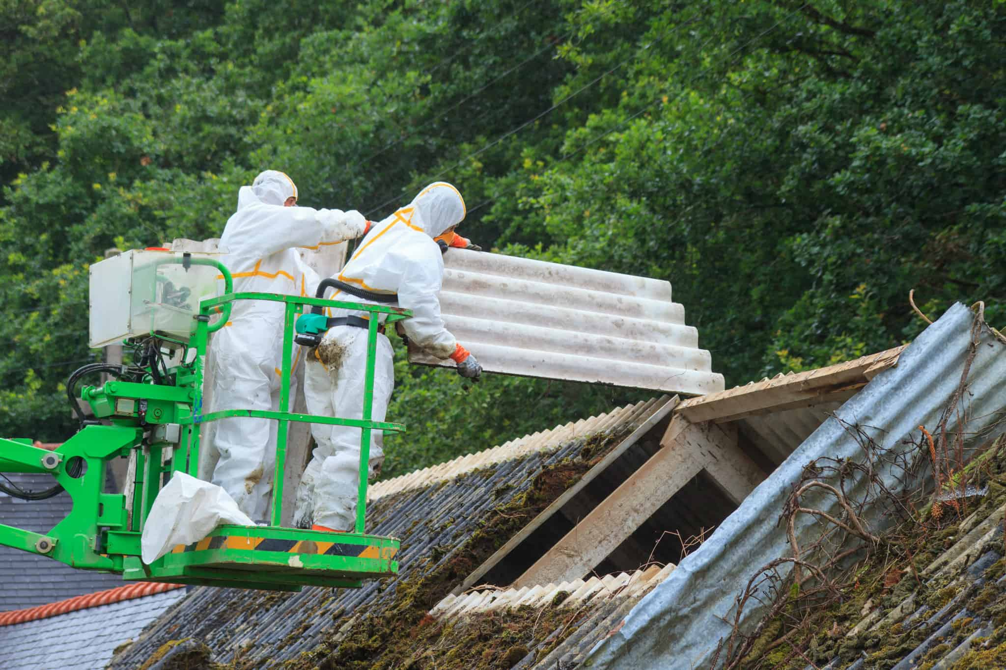 Powers Environmental - experts in asbestos removal