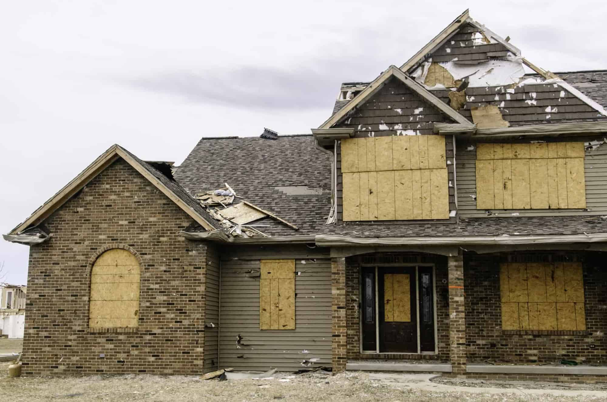 CleanMaster Services responds to and restores property damaged by hail, wind and storms