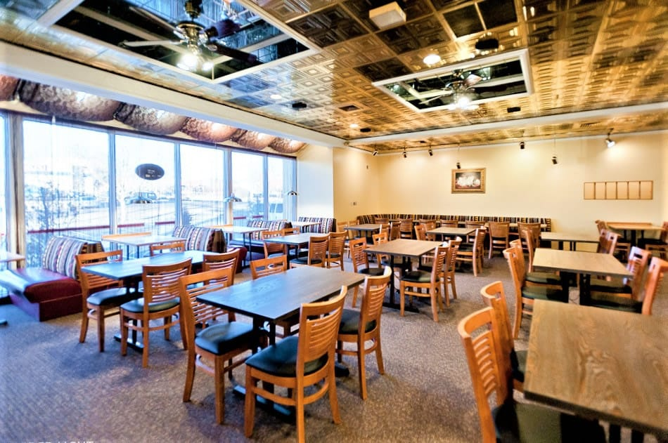 FGS Commercial Remodel of Royal Buffet in Colorado Springs, Colorado - finished dining area
