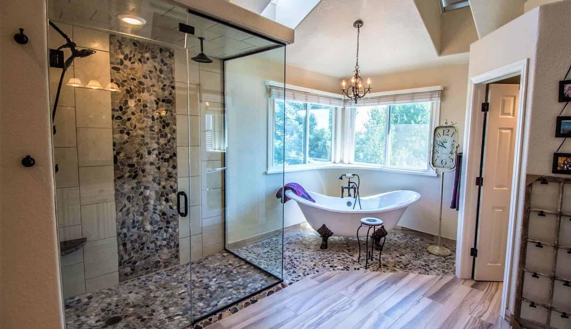 Full bathroom remodel by FGS in Centennial, Colorado