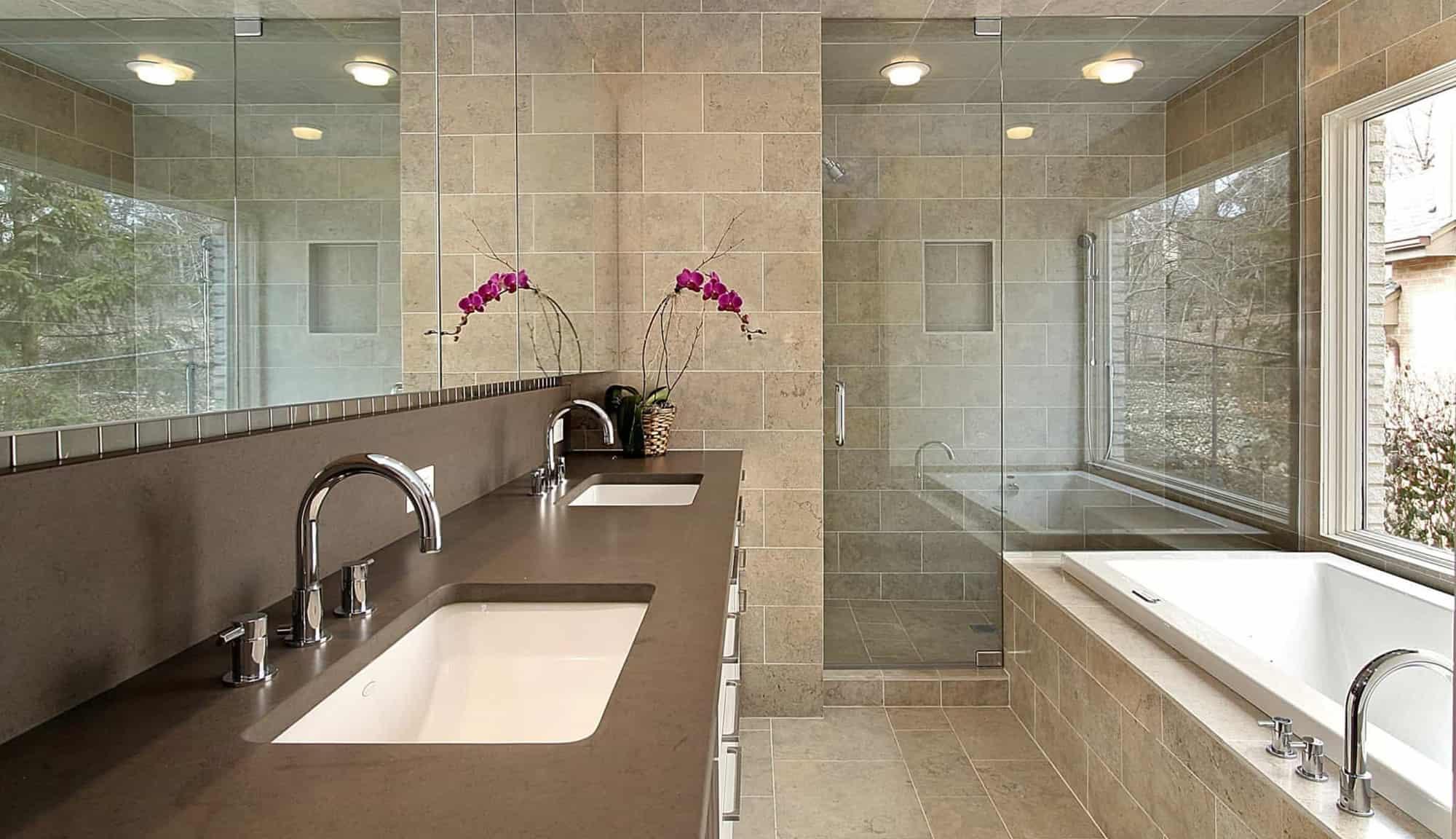 Bathroom remodel by FGS in Colorado