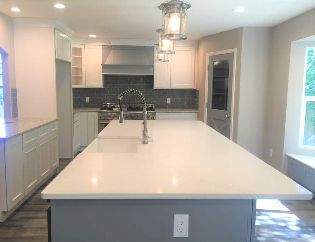 FGS residential renovation in Aurora, Colorado - finished kitchen