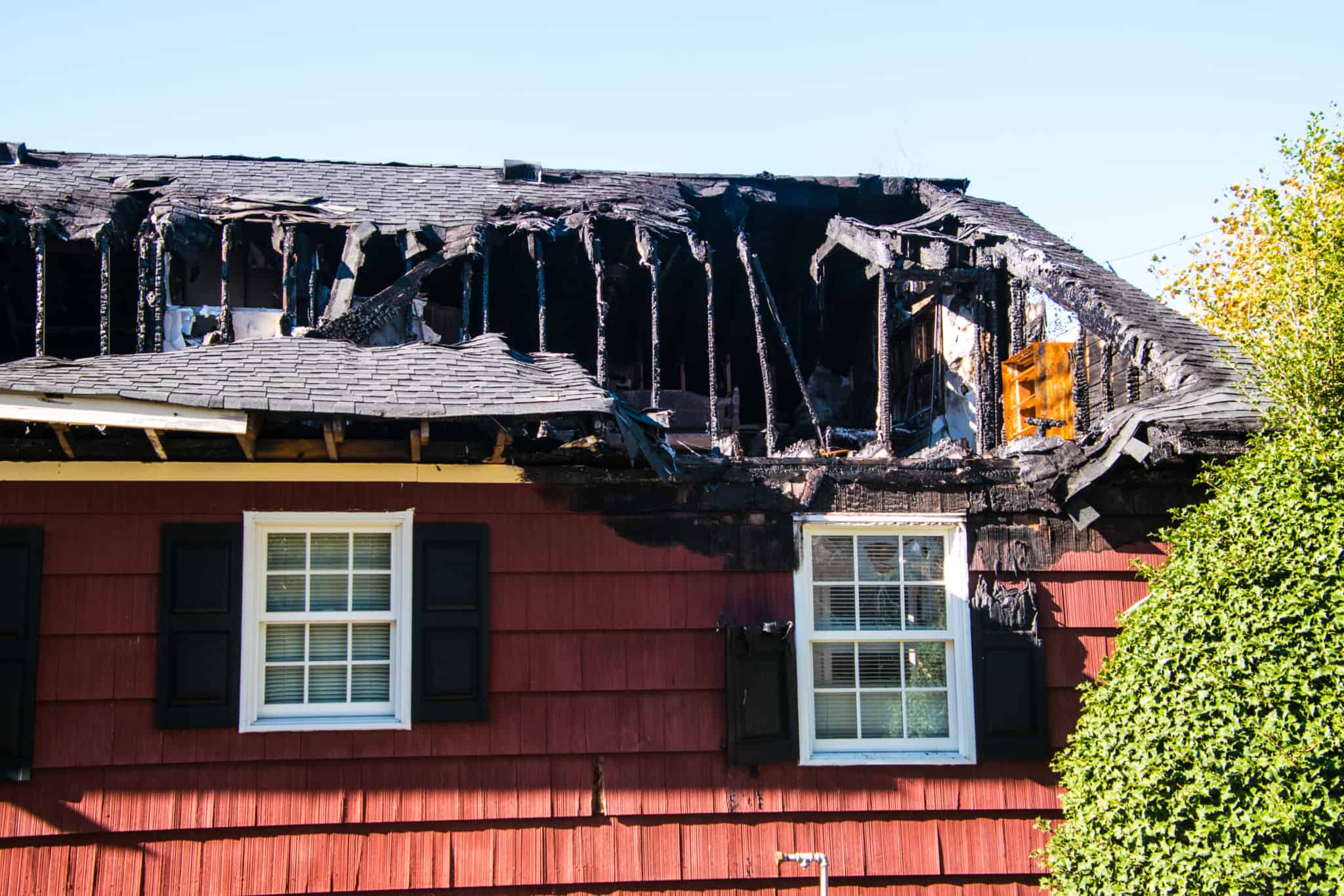 CleanMaster Services responds to property damaged by fire and smoke