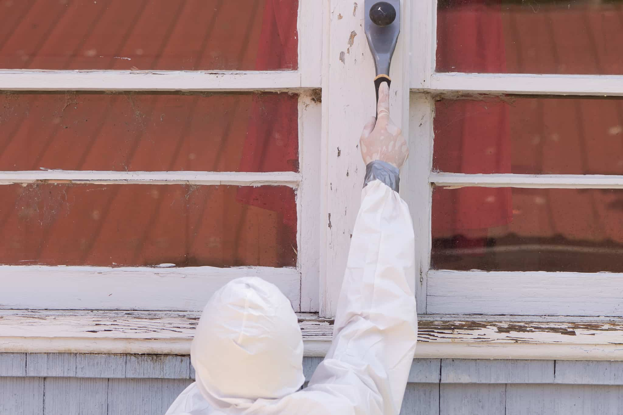 Powers Environmental will remove lead paint safely