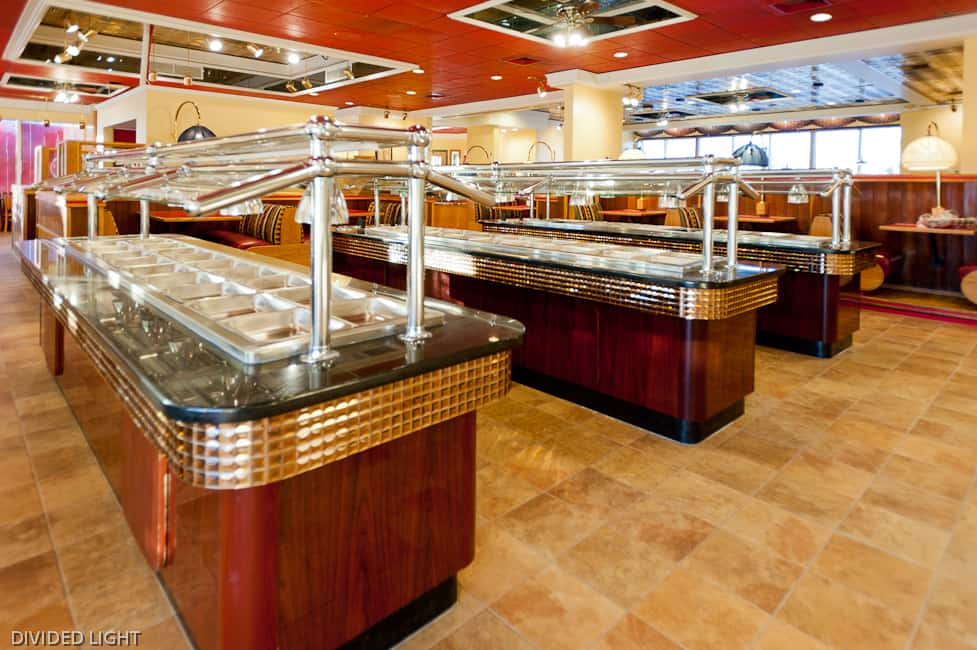 FGS Commercial remodel for Royal Buffet