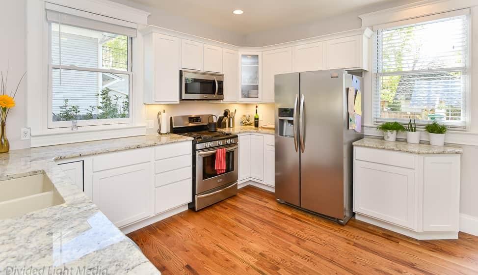 Full kitchen remodel by FGS in Colorado Springs, Colorado